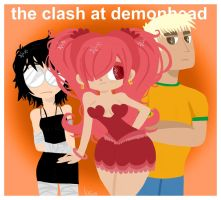 THE CLASH AT DEMONHEAD by Child-Of-Neglect