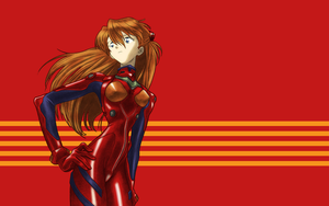 Asuka Langley Soryu by mrockz