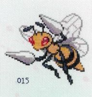 015-Beedrill by ainhi90