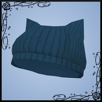 Cat Beanie DOWNLOAD by Reseliee