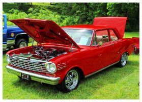 1964 Chevy Nova by TheMan268