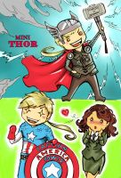 THOR AND THE CAPI POWER by Nesgodraa