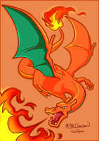 Charizard by NikiPaprika