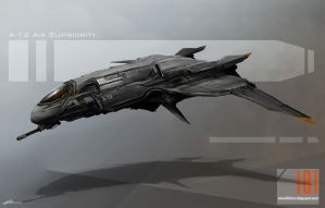 A-12 Airsupfighter by JoasKleineArt