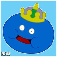 Slime King by FizTheAncient