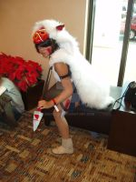 Princess Mononoke by eburel506