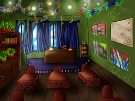 Orbis classroom PART 2 by AEdelline