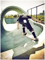 Santa Cruz Skatepark by Steelo23