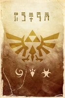 The Legend of Zelda: Ocarina of Time by Knightmare-san