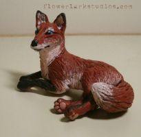 Fawna Sculpture by Flowerlark