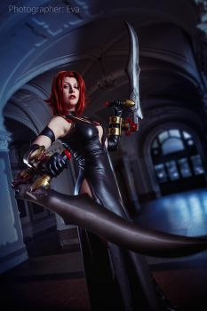 Blood for Blood by ilona-lab