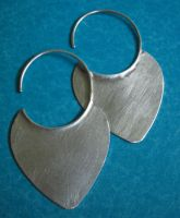 tapered blade hoops by discomedusa