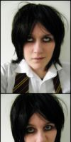 Sirius Black: Camwhore... by stripeydani