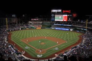 Washington Nationals by jdinc1977