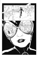 Catwoman pg3 inks by madman1