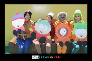 Sittin on the South Park Couch by RedVelvetCosplay