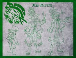 Faces of Mad Hatter by wk-omittchi