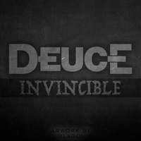 Deuce - Invincible / Single Cover Artwork by Blagoicons
