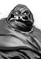 Clayface by Sno2