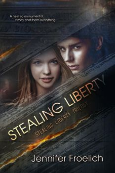 Stealing Liberty by CoraGraphics