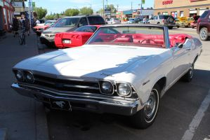 Topless Chevelle by KyleAndTheClassics