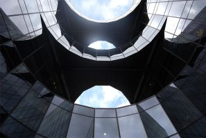 LONDON OFFICE BUILDING by ANOZER