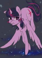Silence In the Stars by My-Magic-Dream