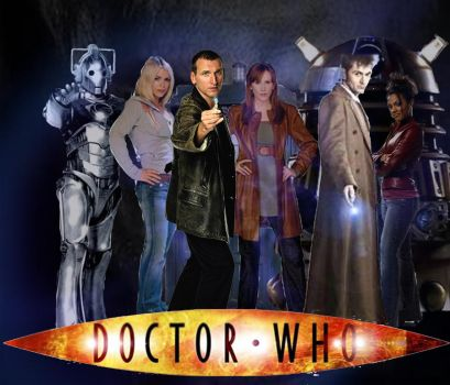 Doctor Who pic thingy..... by Silentechorules