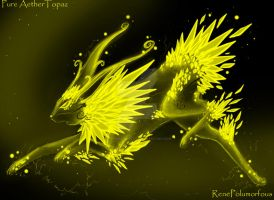 Pure Aether : Jolteon by RenePolumorfous