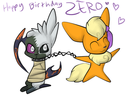 ZERO'S BIRTHDAY by Moonblizzard