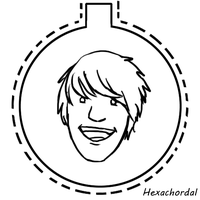 Hexachordal Ornament by TheBluekulele