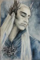 The hobbits- Thranduil by YunhYeJ