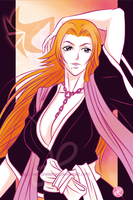Matsumoto rangiku by melusineistross