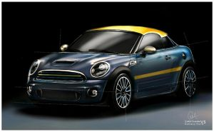 Mini coupe by dkny07