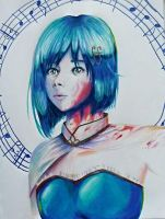 Sayaka by KaidaChann