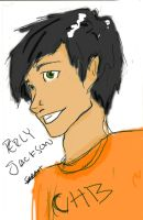 Percy Jackson by campHB2010