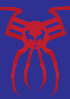 :Heroes and Villains::SpiderMan 2099: by Equiknocks
