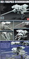 gundam model kit scan by 4-X-S