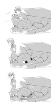 Dragon Training Rule #294 by hope-for-da-snow