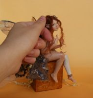 Flower Fairy ooak 3 by Rosen-Garden