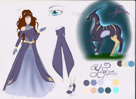 Umbrem- keeper of the Moon by apricumtigris