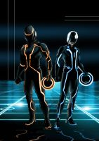 TRON by LordApep