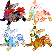 ITTY BITTY GARROX COMMITTEE OTA [CLOSED] by Icarusis