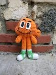 Darwin Doll (Amazing World Of Gumball) by catqueen136