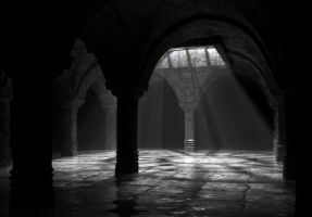 The Cistern II by OrestesGraphics