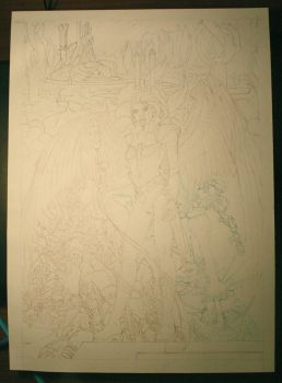 The Coming of the Towers page 16 :pencils: by saganich