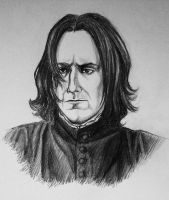 Snape: I'm watching you by Norloth