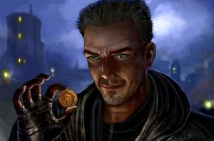 Master Thief's Prize by SirTiefling