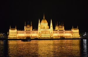 Budapest By Night - The Parliament by timelesscolors