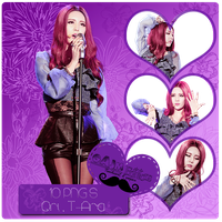 Pack PNG Qri (T-ara) by GAJMEditions